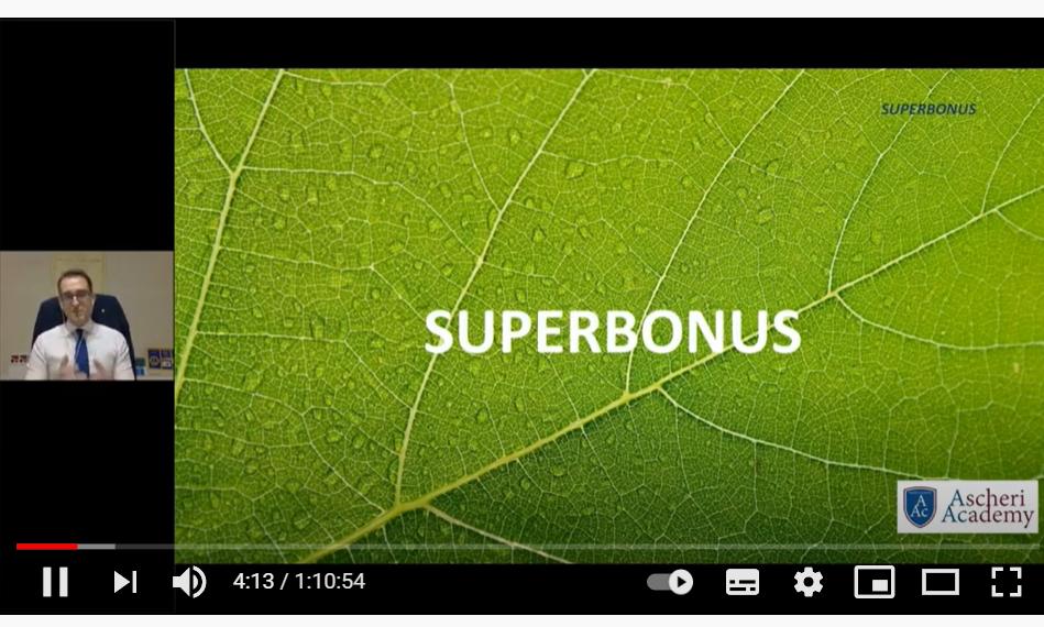 superbonus bonus facciate